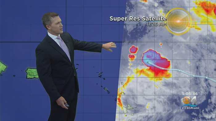 Tracking The Tropics 9-20-19 5 PM
