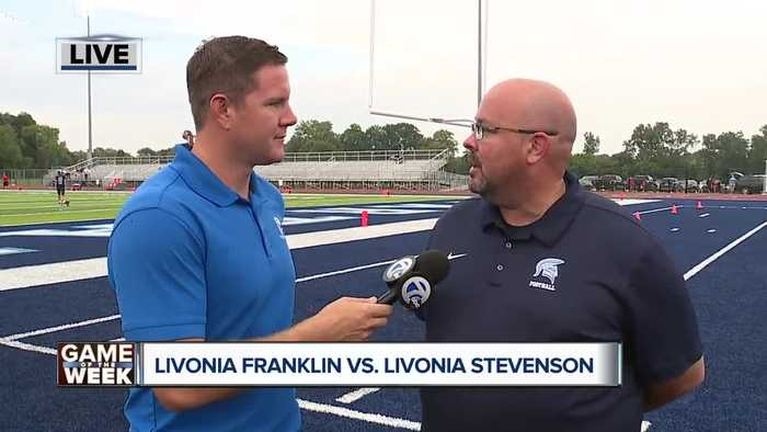Livonia Franklin and Livonia Stevenson is our Leo's Coney Island High School Game of the Week
