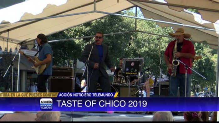 Taste of chico