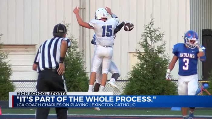HSHR Game of the Week Preview: Lexington Catholic vs. LCA