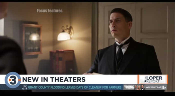Loper previews 'Downton Abbey'