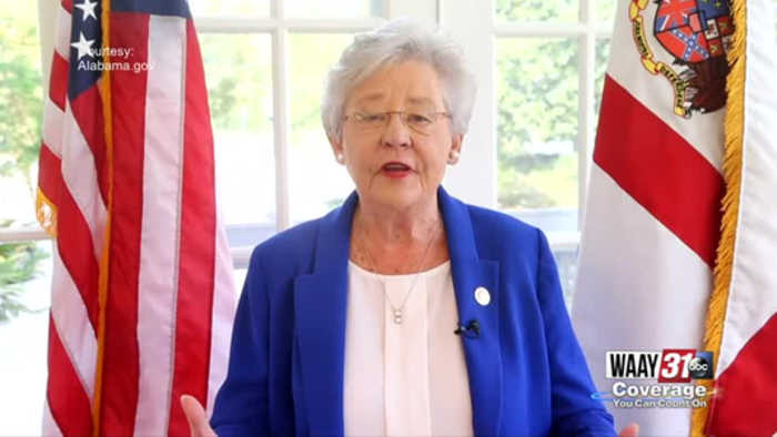 Governor Kay Ivey Cancer Diagnosis