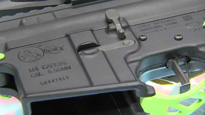 Local gun shop responds to company stopping sale of AR 15s