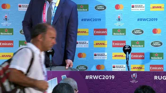 Argentina post-match press conference :  France v Argentina