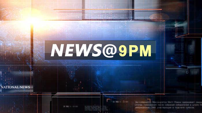 NEWS AT 9 PM, SEPTEMBER 21st
