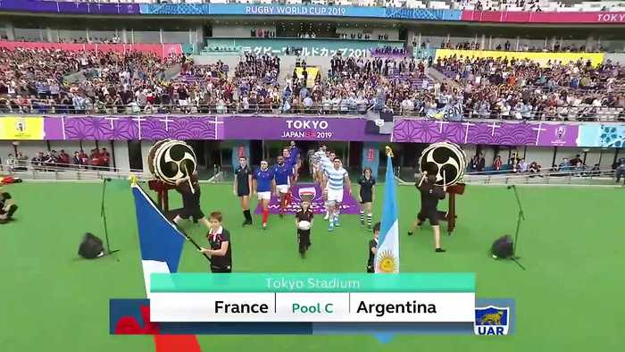 HIGHLIGHTS_ France vs Argentina - Rugby World Cup 2019