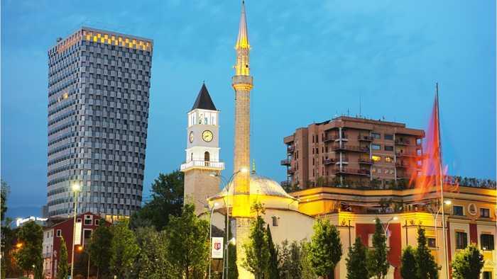 Earthquake In Albania Leaves Dozens Injured