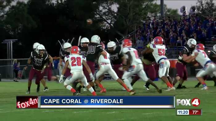 Cape Coral Seahawks at Riverdale Raiders