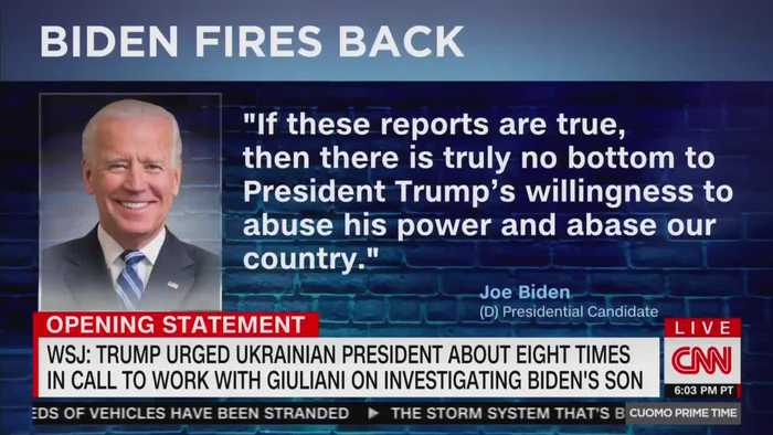 Chris Cuomo on Rudy Giuliani interview