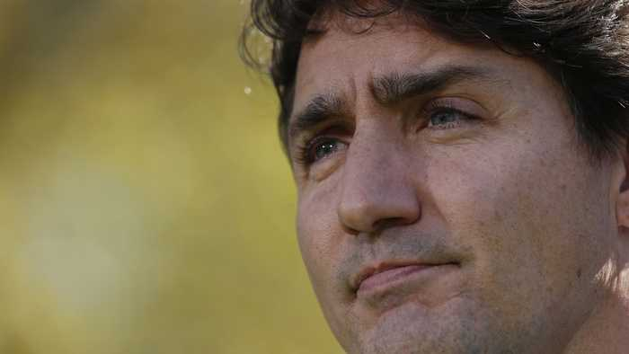 Justin Trudeau Pledges To Ban Military-Style Assault Rifles