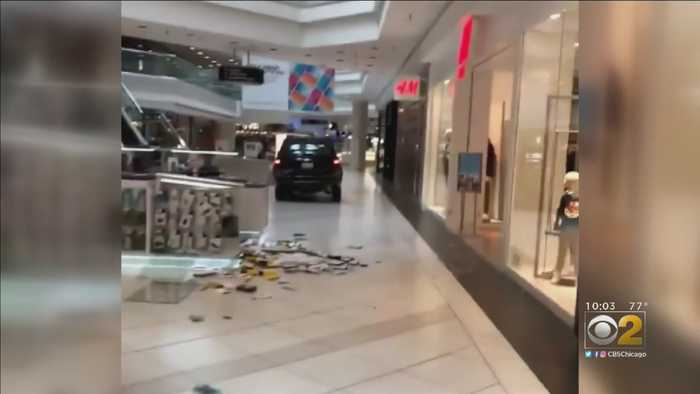 Terrorism Not Suspected In Woodfield Mall Incident