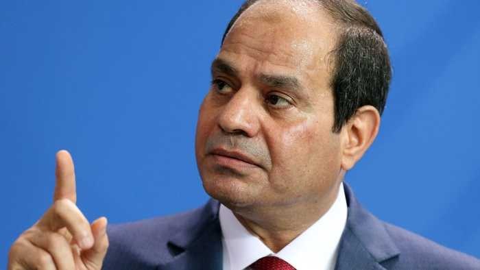 EGYPT In rare protests, Egyptians demand President el-Sisi's removal