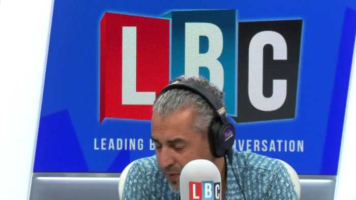 Maajid Nawaz Accuses Jon Lansman Of Acting Like A 'Petulant Sixth Form Debater'