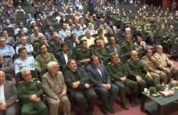 Iranian Revolutionary Guard leader defiant, promises 'full destruction of any aggressor'