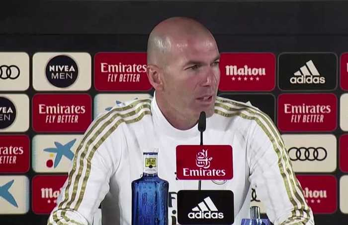 Zidane warns that Real Madrid do not permit two 'tricky' matches