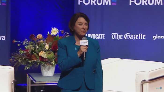 Presidential Candidates Participate In LGBTQ Forum
