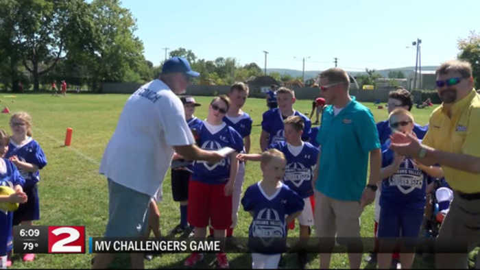 MV Challengers Game