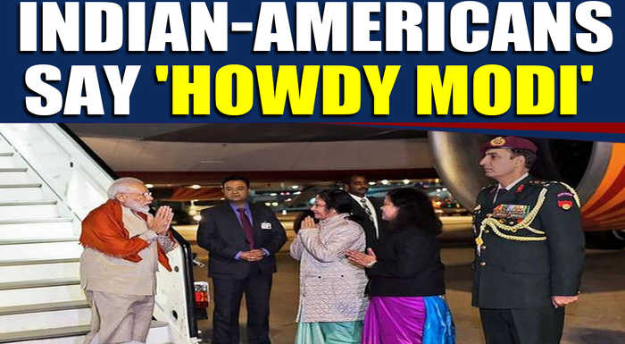 Houston geared up for Howdy Modi event: Forum posts snippets  OneIndia News