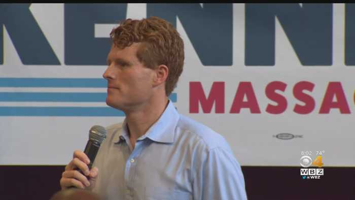 Joe Kennedy Officially Announces Decision To Run For US Senate