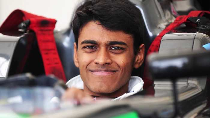Pavan Ravishankar's Journey To F1