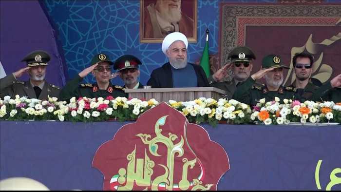 Iran to present regional security plan at UNGA: Rouhani