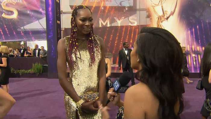 Dominique Jackson Feels 'Worth It' At The 2019 Emmys