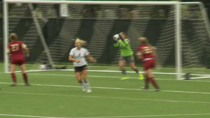 UW-La Crosse soccer loses thriller in double overtime against Coe College