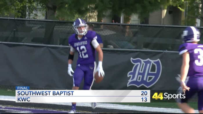 College Football: KWC Falls to Southwest Baptist