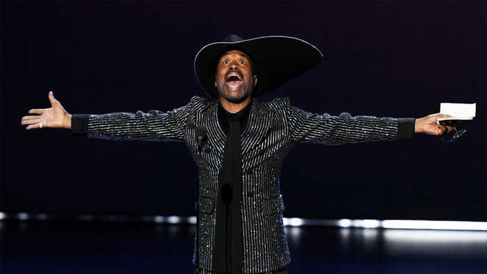 Billy Porter wins Outstanding Lead Actor for 'Pose' at 2019 Emmy Awards