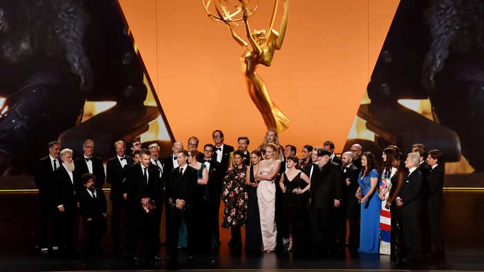 'Game of Thrones' wins Outstanding Drama Series at 2019 Emmy Awards