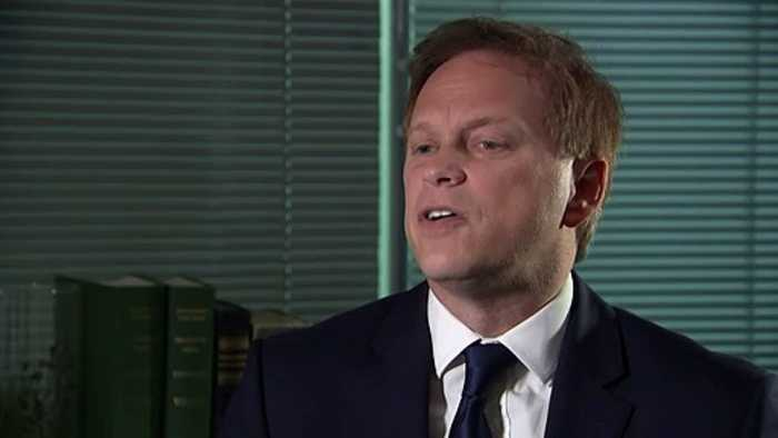 Grant Shapps: Bailout would not have saved Thomas Cook