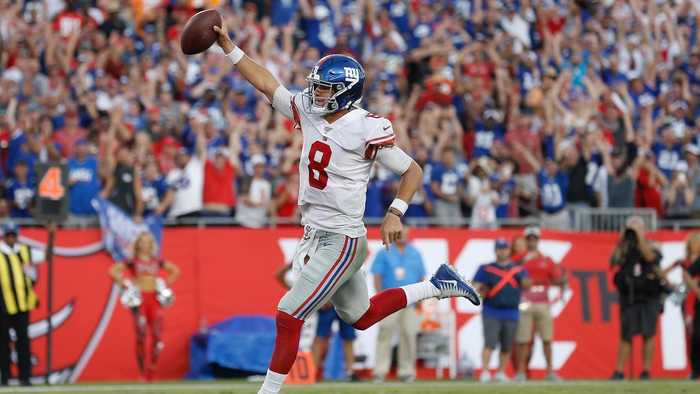 Is Daniel Jones' Stellar Outing the Start of Something Special?
