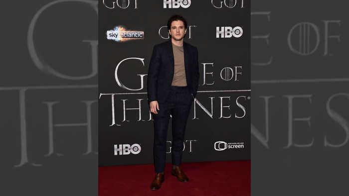 Kit Harington still hasn't seen 'Game of Thrones' final season
