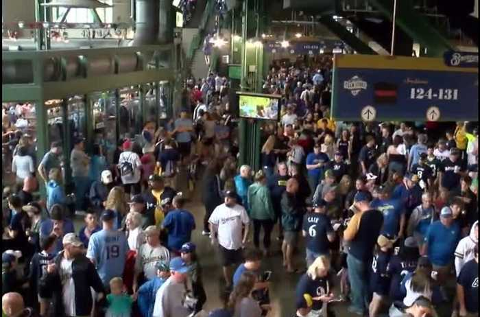 Brewers fans confident heading into postseason
