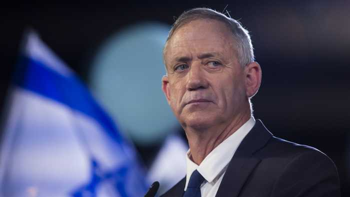 Israel Elections: Gantz Gains Backing From Arab Parties