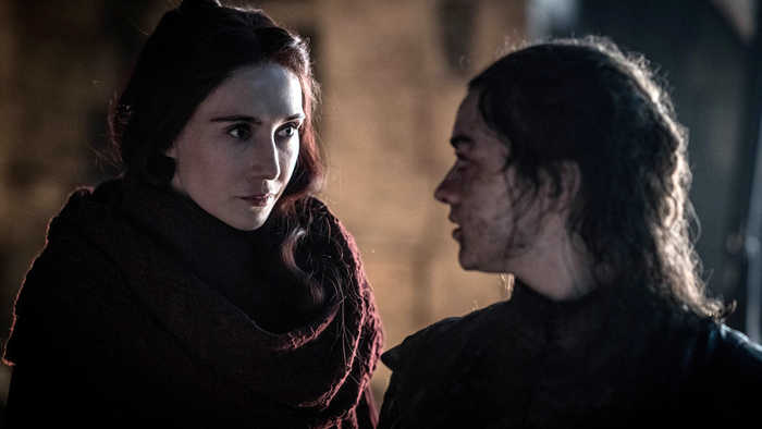 'Game of Thrones' Star Carice van Houten On What She Loved About Finale, Improvising Lines During Jon Snow's Resurrection | In