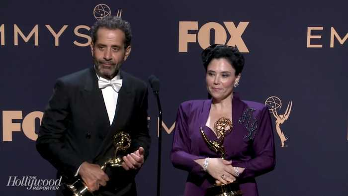 'Marvelous Mrs. Maisel' Stars Tony Shalhoub, Alex Borstein On Why Series is An