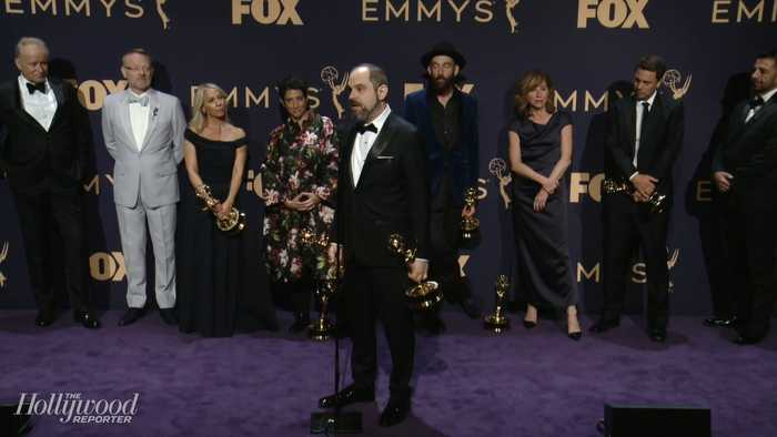 Craig Mazin on Series and Writing Win for 'Chernobyl' | Emmys 2019