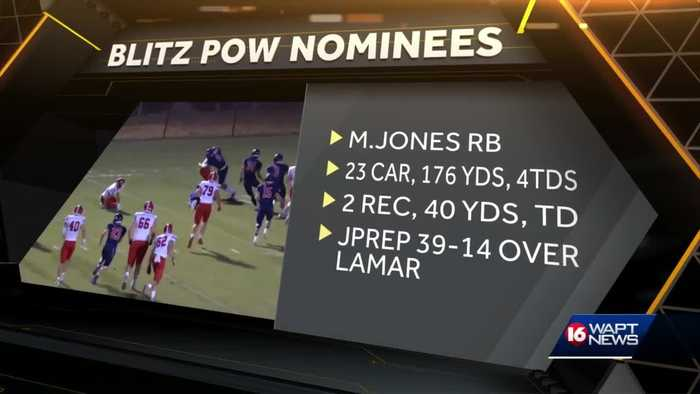 Blitz 16 Player Of The Week Nominees Week 5