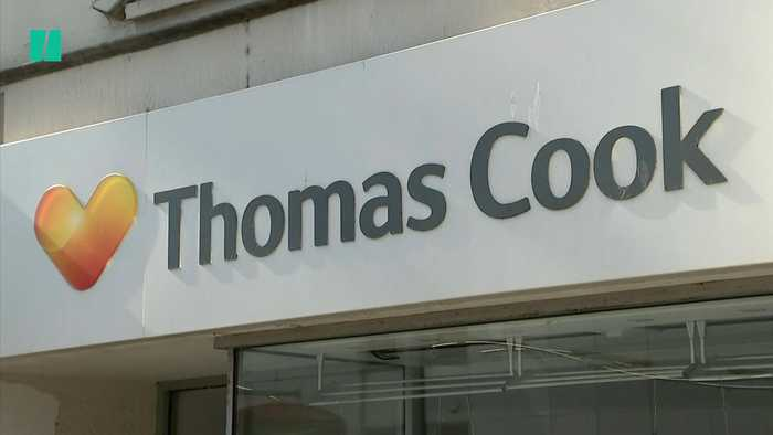 Thousands Stranded After Collapse Of Thomas Cook