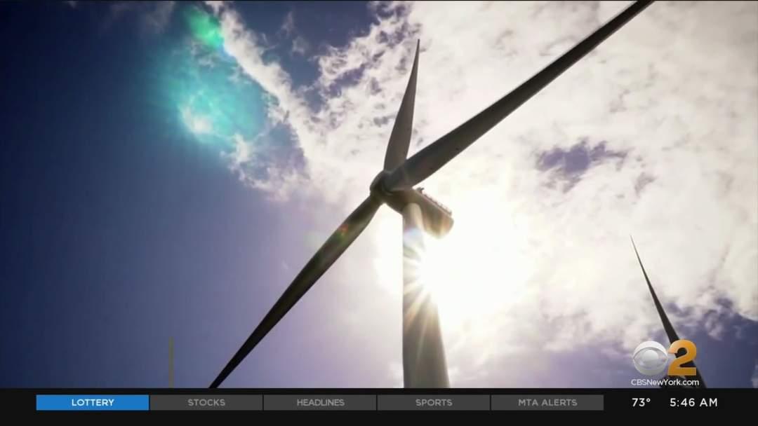 Public Hearing On Wind Turbine Project