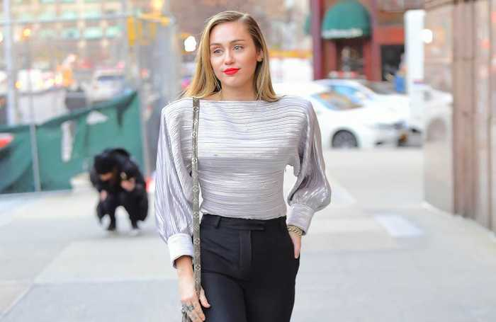 Miley Cyrus focusing on career amid Kaitlynn Carter split