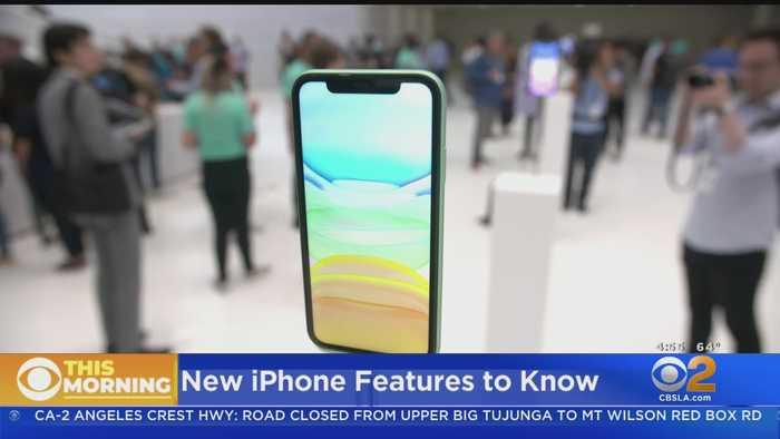 CNET Tech Minute: Apple Debuts iPhone 11