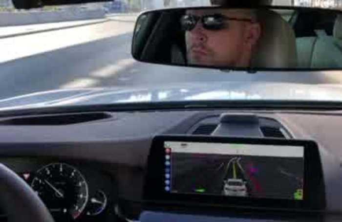 Self-driving hopefuls seek new strategies in autonomous race