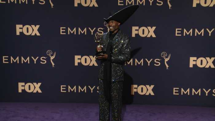 Billy Porter Makes History At Emmys