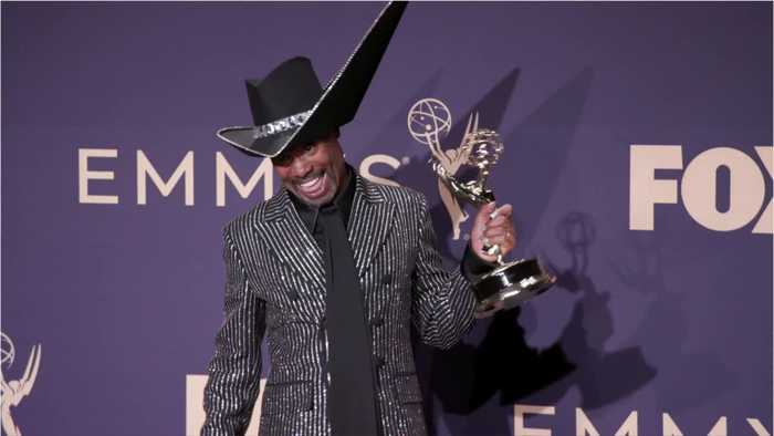 Billy Porter Makes History With Emmy Win For His Work In Pose