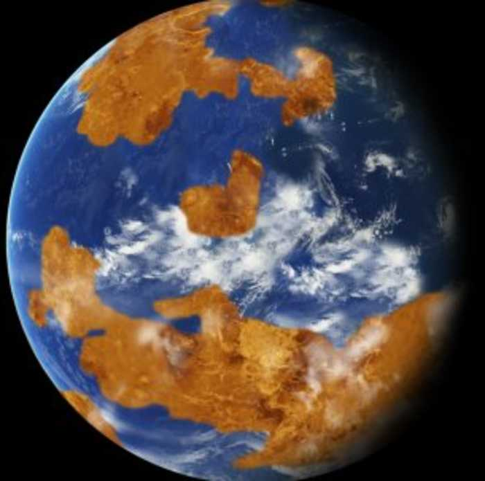 Venus May Have Been Habitable Millions of Years Ago