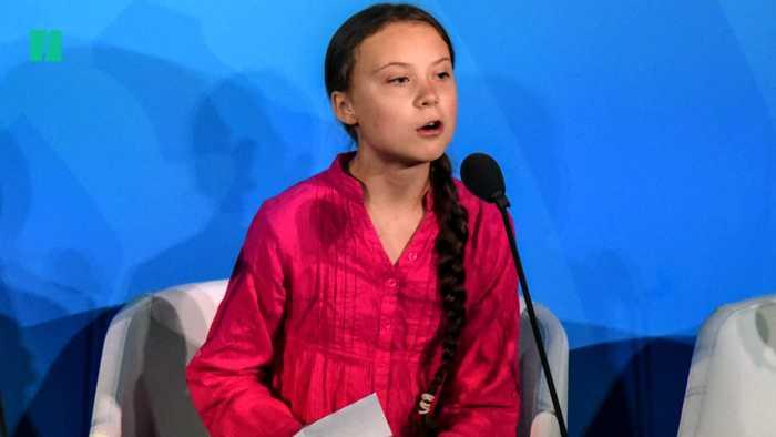 Greta Thunberg Scolds World Leaders