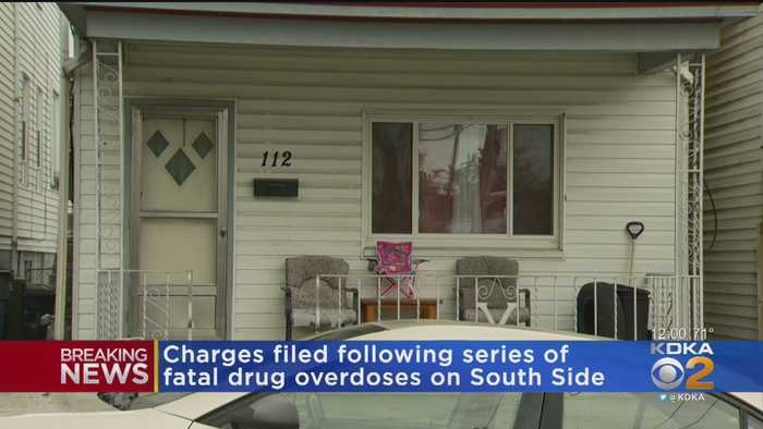 Man Charged In South Side Drug Overdoses