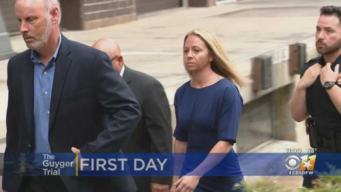 Day 1 Of Amber Guyger Trial Underway
